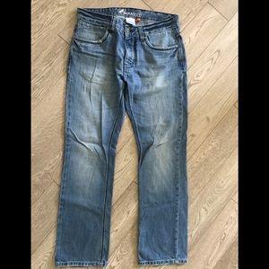 Men's Parasuco straight jeans 32x32